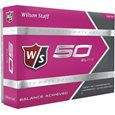 Wilson Fifty Elite Pink