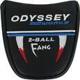 Odyssey Works 2-Ball Fang Mallet Putter