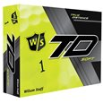 Wilson Staff True Distance Soft Yellow