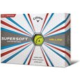 Callaway Supersoft 17 Yellow