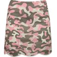 Golftini Incognito Camouflage Stretch Cotton 19""