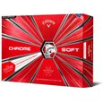 Callaway Chrome Soft Truvis Red
