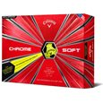 Callaway Chrome Soft Yellow Truvis Black