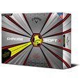 Callaway Chrome Soft X 18 Yellow Truvis Black