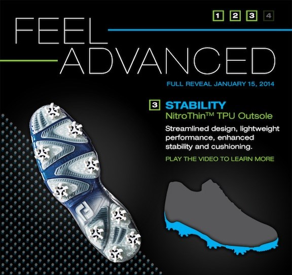Stability NitroThin TPU Outsole