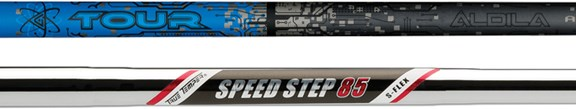 Lightweight Shaft Options