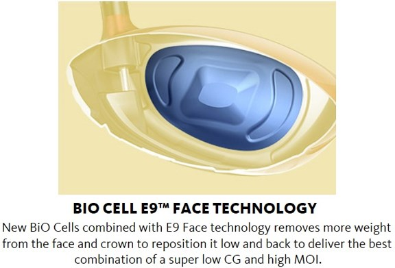 BiO Cell E9 Face Technology