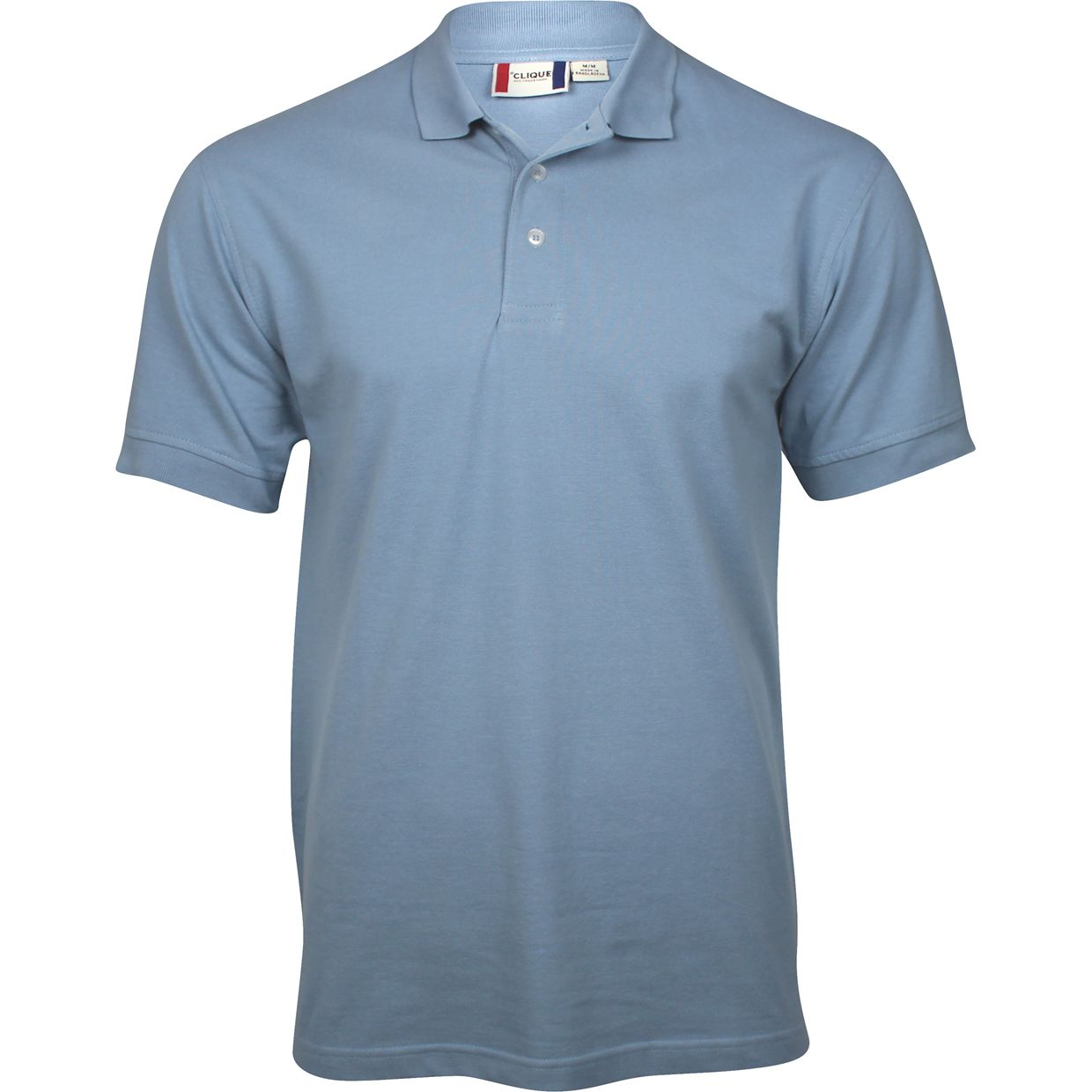 Clique by cutter buck lincoln polo shirt at for Cutter buck polo shirt size chart