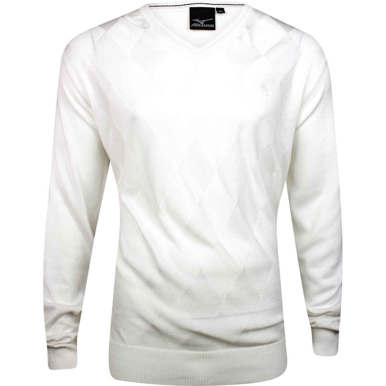 Mizuno Modal/Cotton Sweater Apparel at GlobalGolf.com