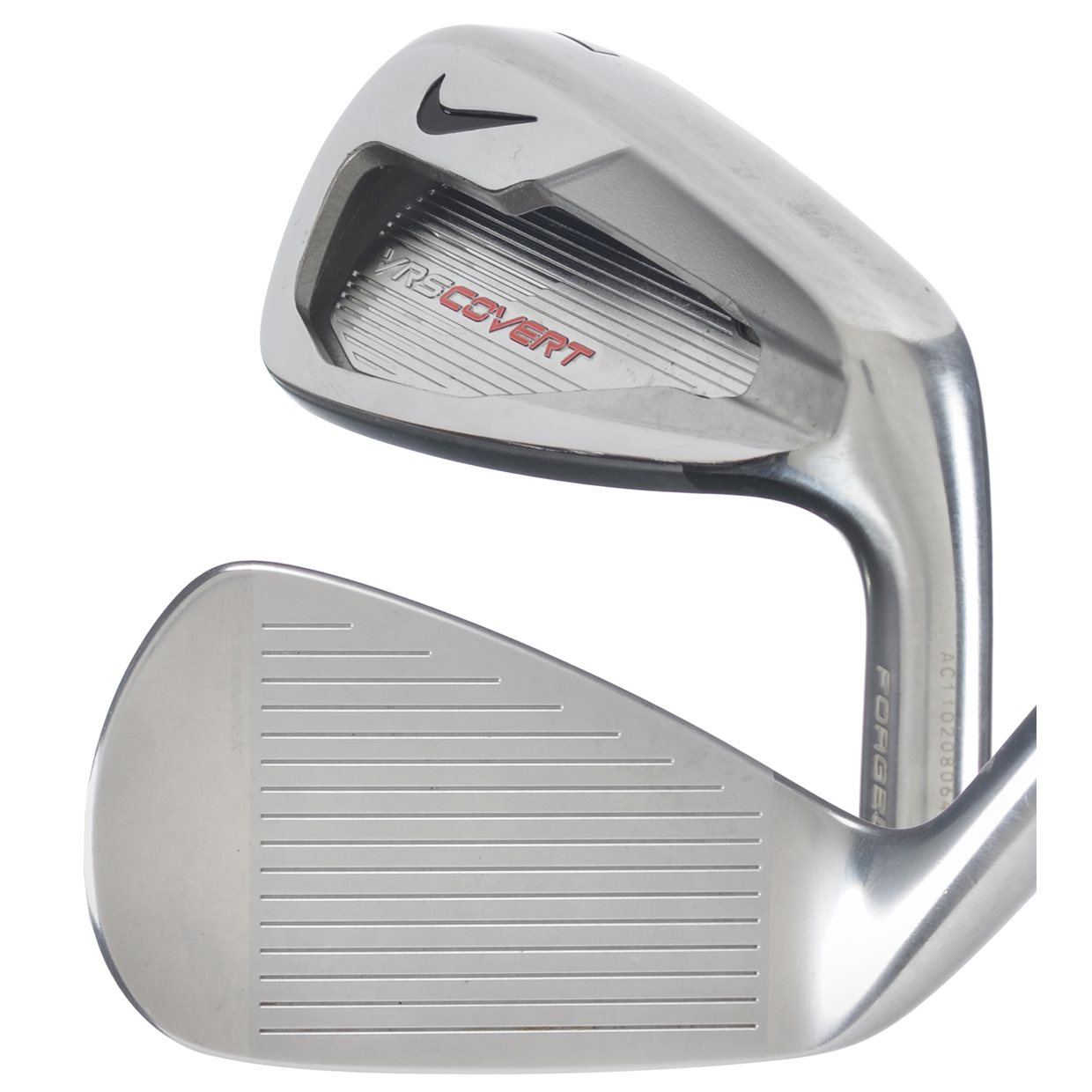 b8fdd70fd93b Nike VR-S Covert 2.0 Forged Iron Set 4-PW Used Golf Club at ...
