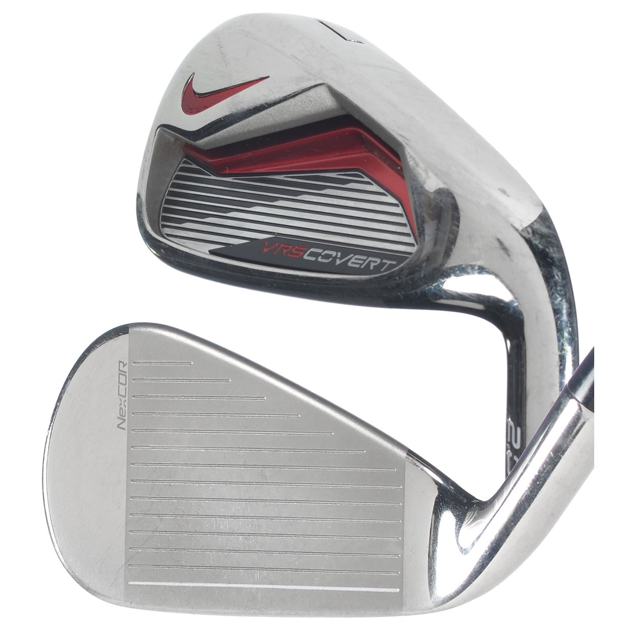 e444dabe2d58 Nike VR-S Covert 2.0 Iron Set 4-PW Used Golf Club at GlobalGolf.ca