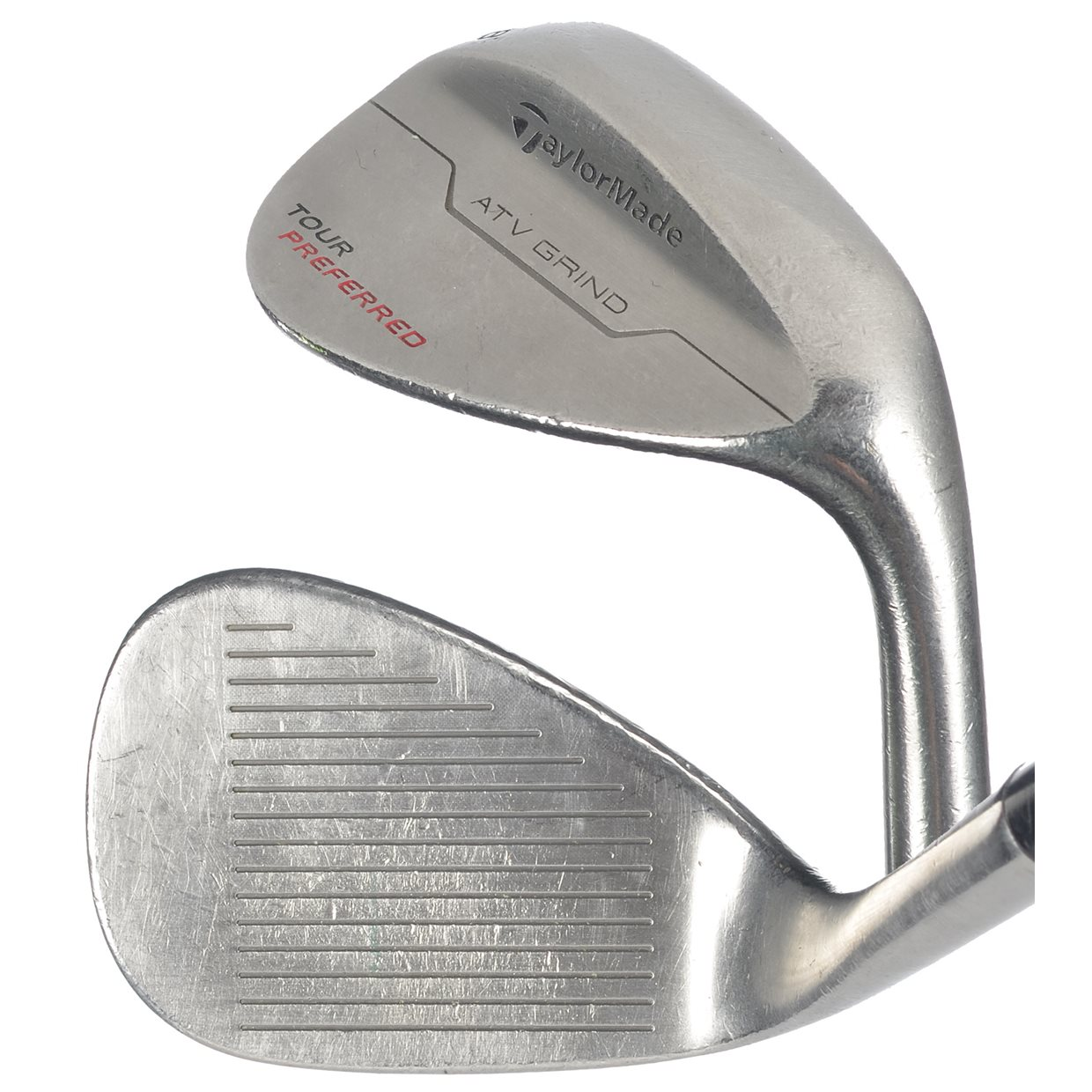 0f533a401f4 TaylorMade Tour Preferred ATV Wedge Sand Wedge 56 Degree Used Golf ...