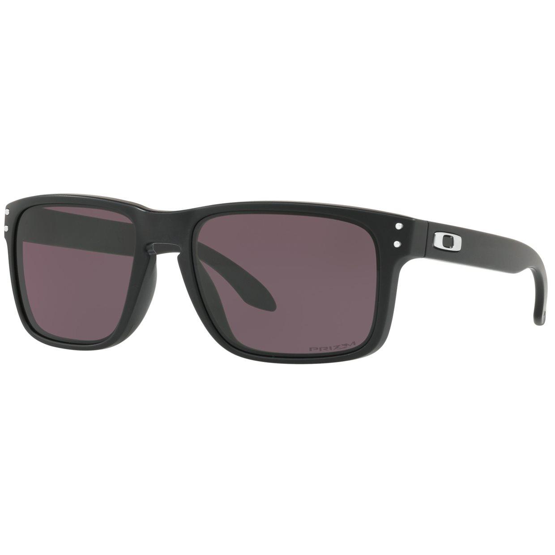 af9db78626 Oakley Holbrook Matte Black   Prizm Grey Lens Sunglasses Golf ...