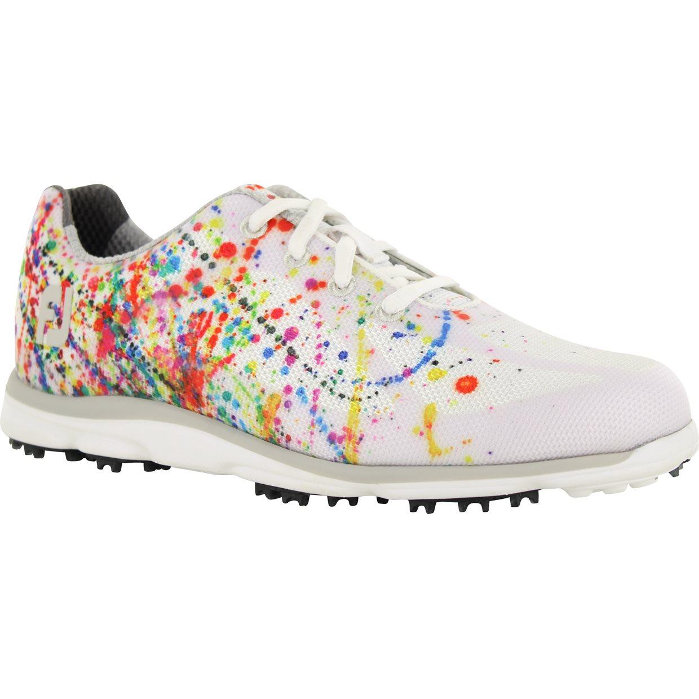 Puma Paint Splatter Golf Shoes