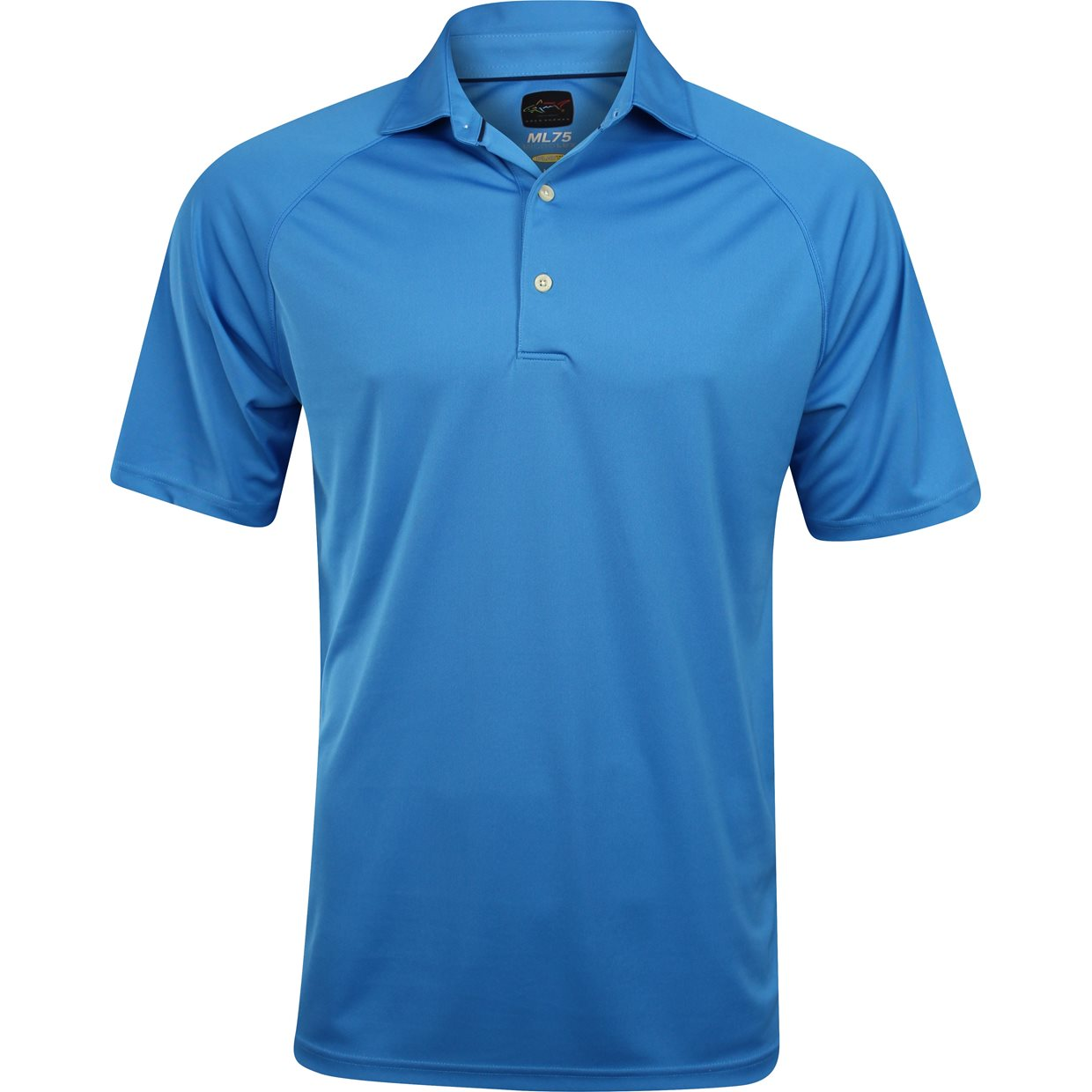 Greg norman ml75 micro lux solid shirt apparel m patriot for Greg norman ml75 shirts