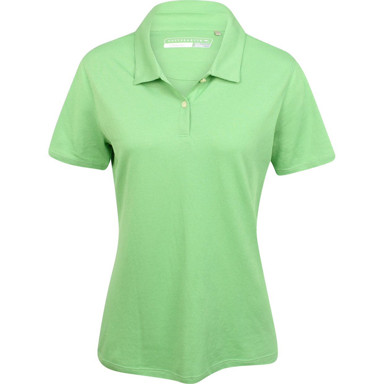Women cutter buck drytec elliot bay shirt apparel at for Cutter buck polo shirt size chart