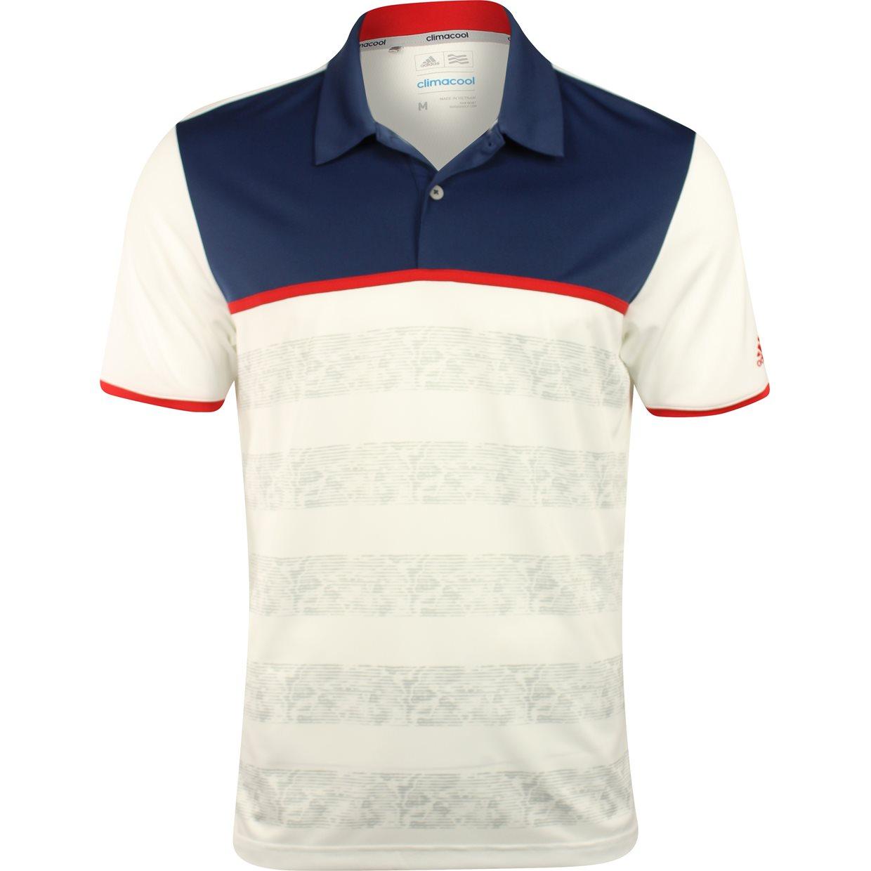 c1672adb Adidas ClimaCool 2D Camo Stripe Shirt Polo Short Sleeve Apparel