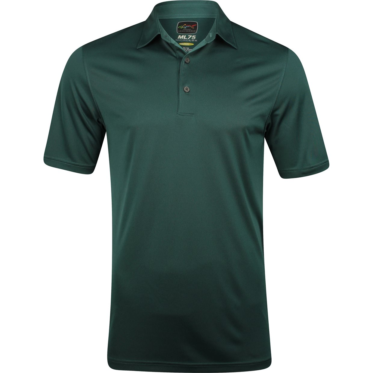 Greg norman protek ml75 microlux solid shirt apparel at for Greg norman ml75 shirts