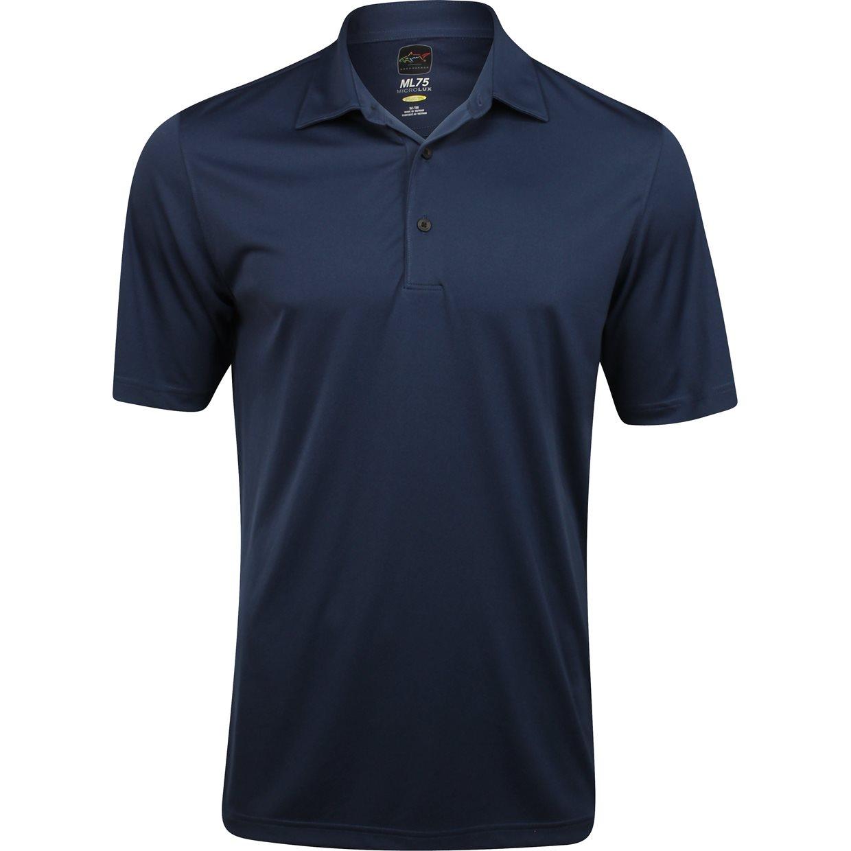 Greg norman protek ml75 microlux solid shirt apparel m for Greg norman ml75 shirts