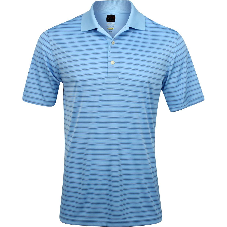Greg norman protek ml75 microlux stripe shirt apparel at for Greg norman ml75 shirts