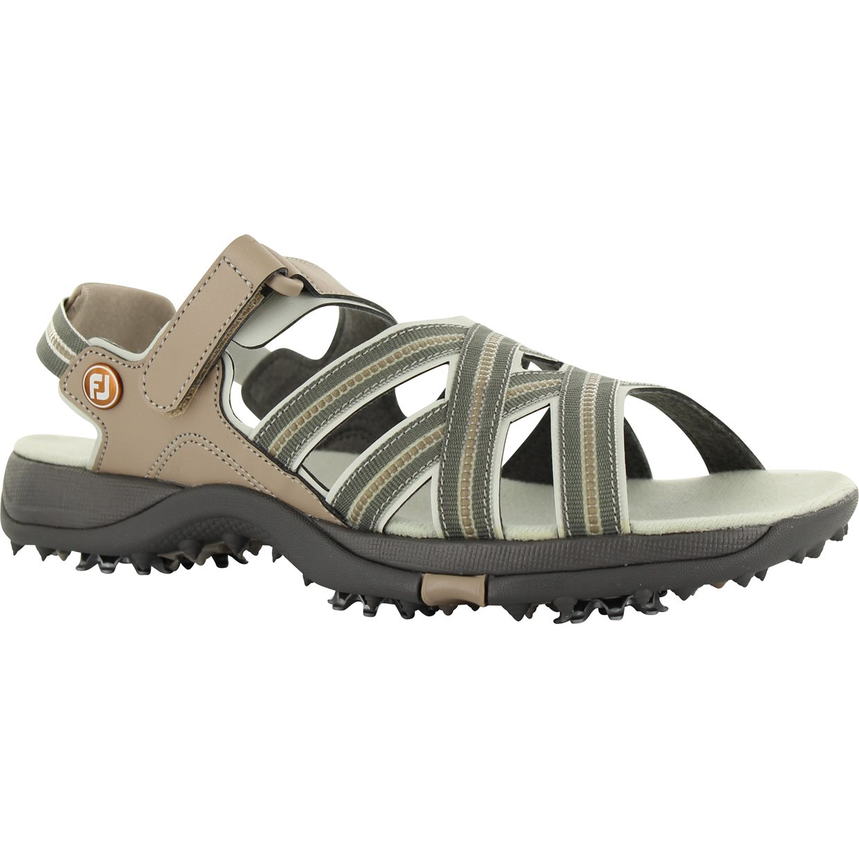 FootJoy Sports Sandal Ladies Golf Shoes at GlobalGolf.com d2be21ef0b91