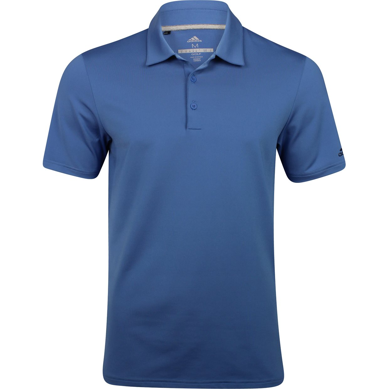 Adidas Ultimate 365 Solid Shirt Apparel At Globalgolf