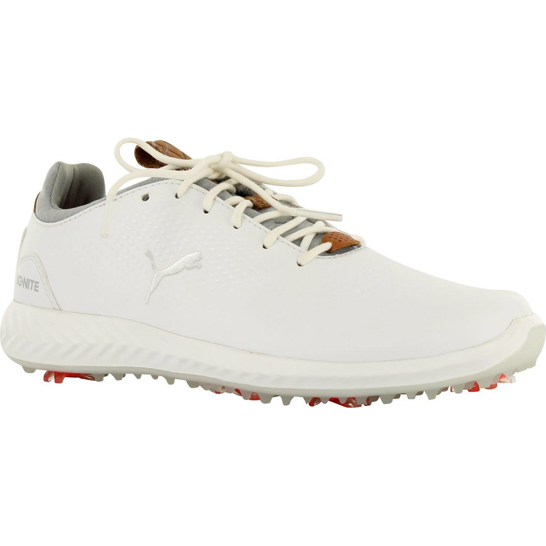 954e3e27c193 Puma Ignite PWRAdapt Jr Junior Golf Shoes at GlobalGolf.com