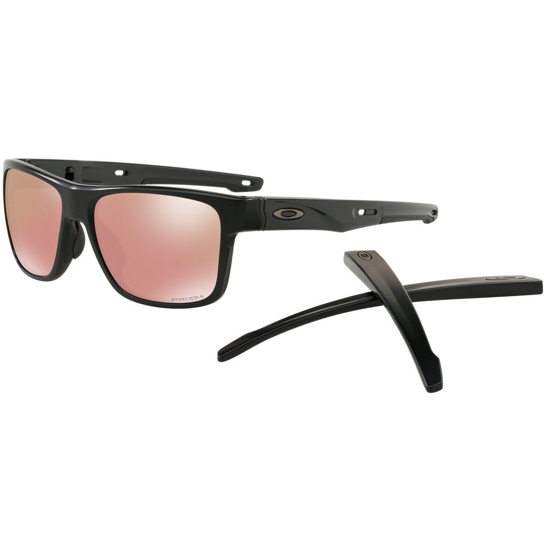 2bfc8acc8 Oakley Crossrange Matte Black / Prizm Dark Golf Lens Sunglasses oakley  prizm golf dark