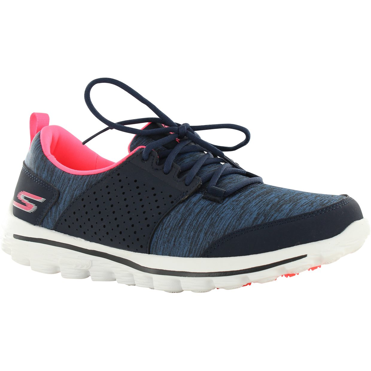 27c2c626b10ed0 Skechers Go Walk 2 Relaxed Fit Sugar Ladies Casual Shoes at ...