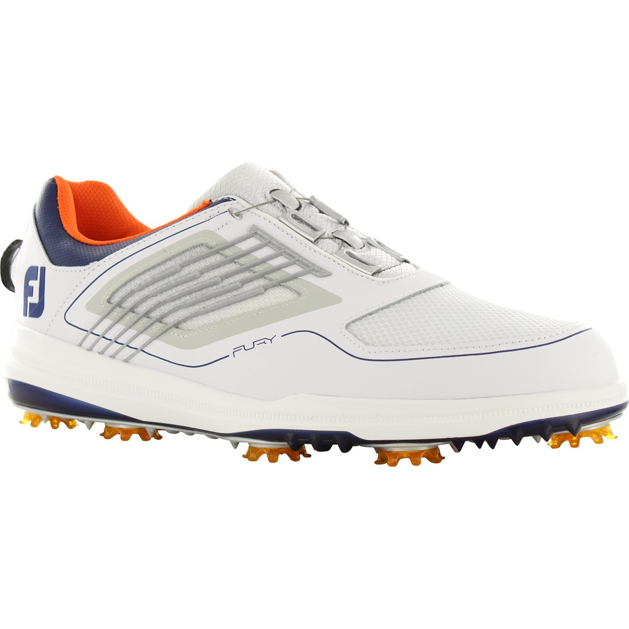 d90ddf15db FootJoy FJ Fury BOA Golf Shoes at GlobalGolf.com