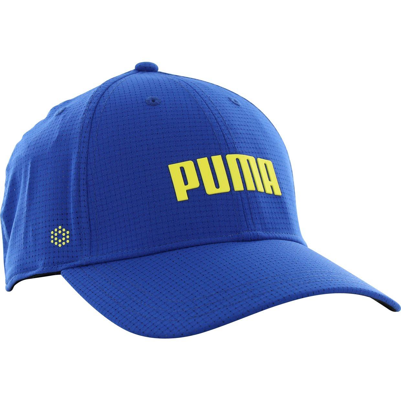 12d7cdf171e61 Puma Breezer Fitted Headwear Apparel at GlobalGolf.com