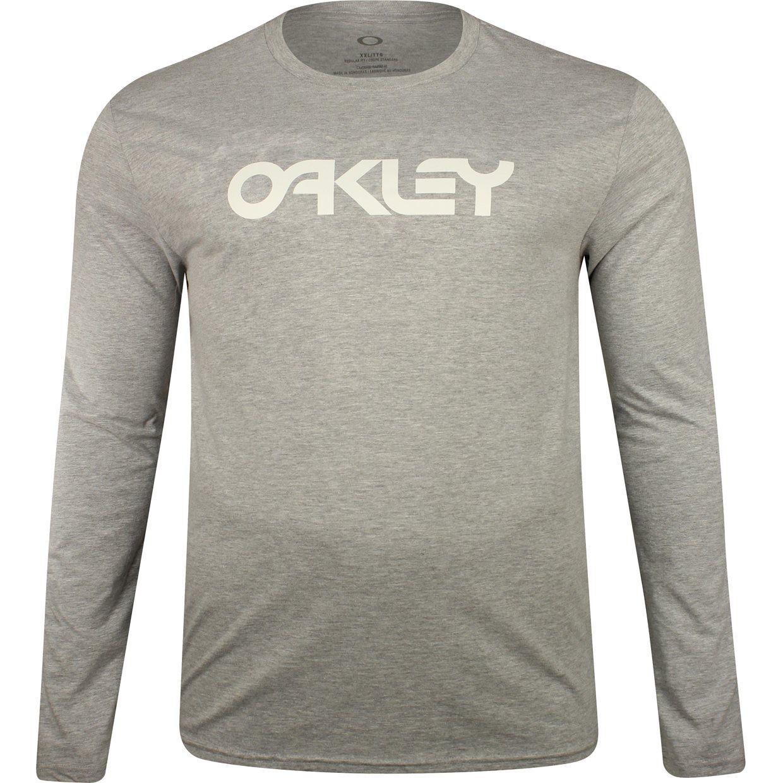 Oakley O-Mark II L S Shirt Apparel at GlobalGolf.com 9a9178a9e91e