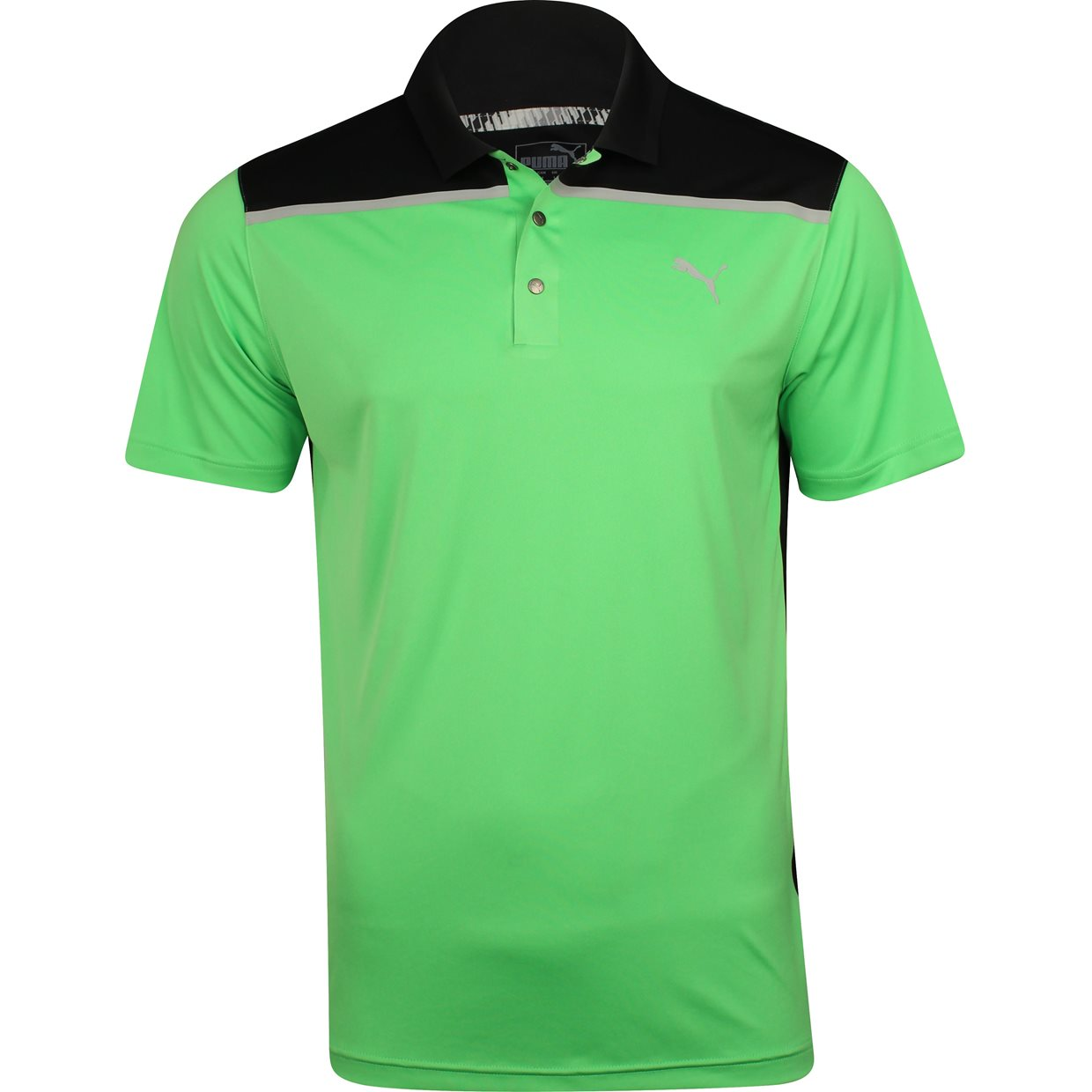 6f2f620b TAP TO ZOOM. Puma Bonded Colorblock Shirt Apparel · Alternate Product Image  View 1 ...