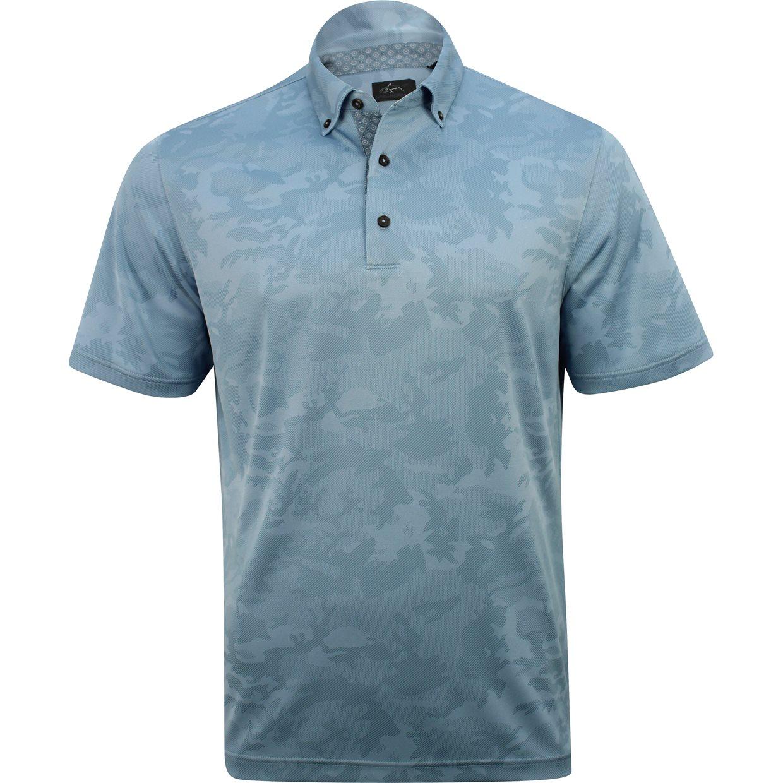 f0b35f95e Greg Norman Atlantic Shirt Apparel at GlobalGolf.com