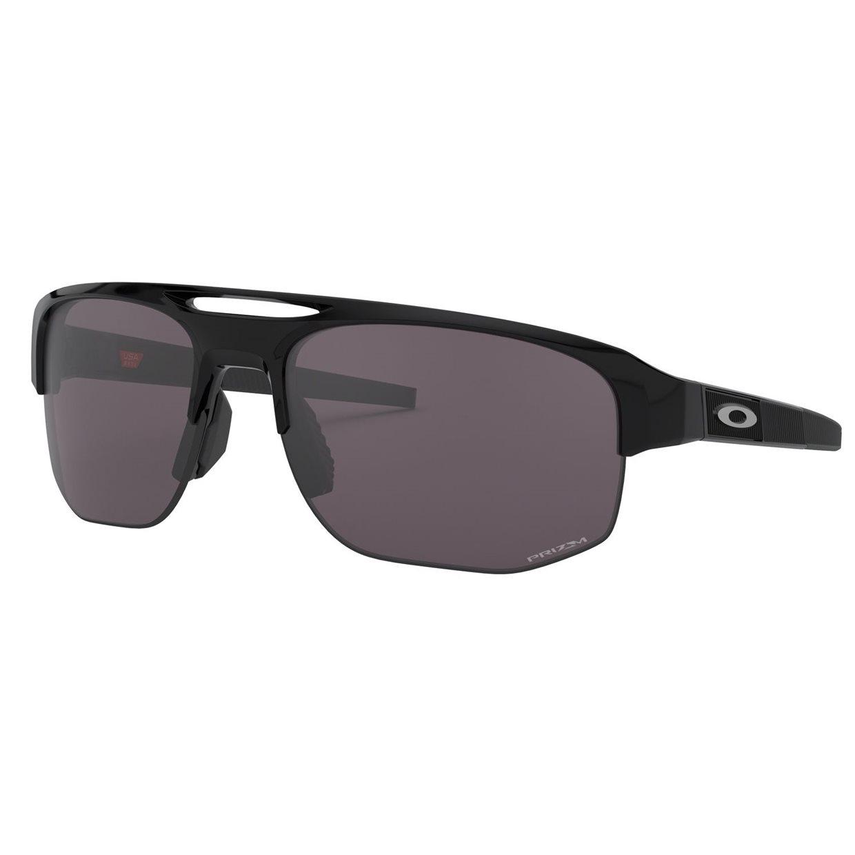 e52e40cd9f Oakley Mercenary Polished Black   Prizm Grey Lens Sunglasses Golf ...