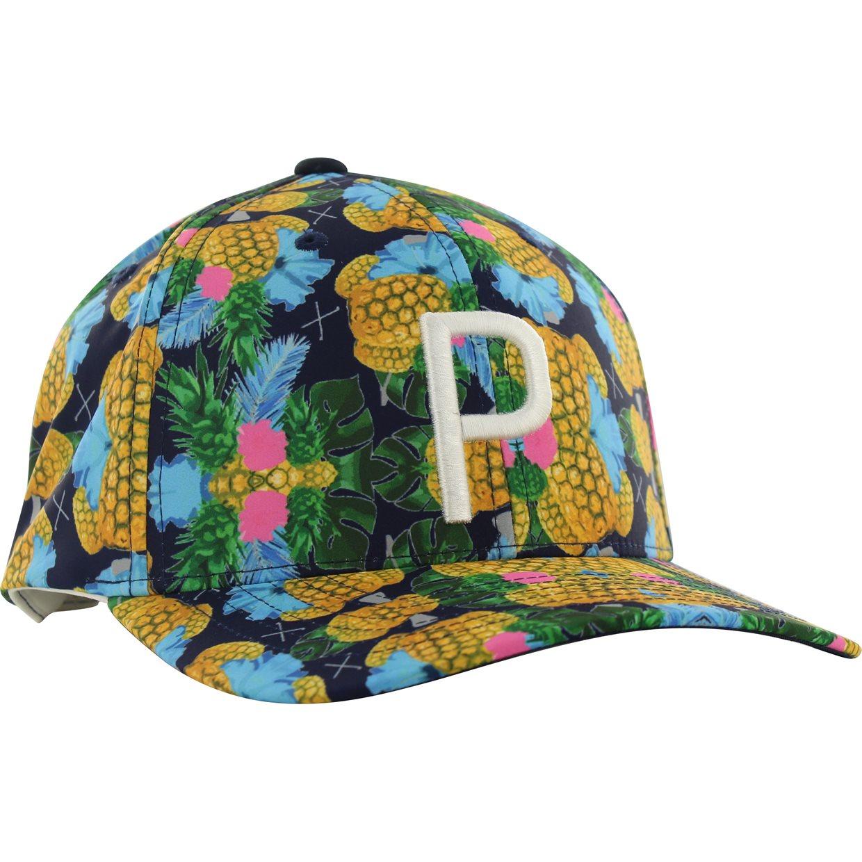9c50187375c3c1 Puma Limited Edition Pineapple P 110 Snapback Headwear Apparel at ...