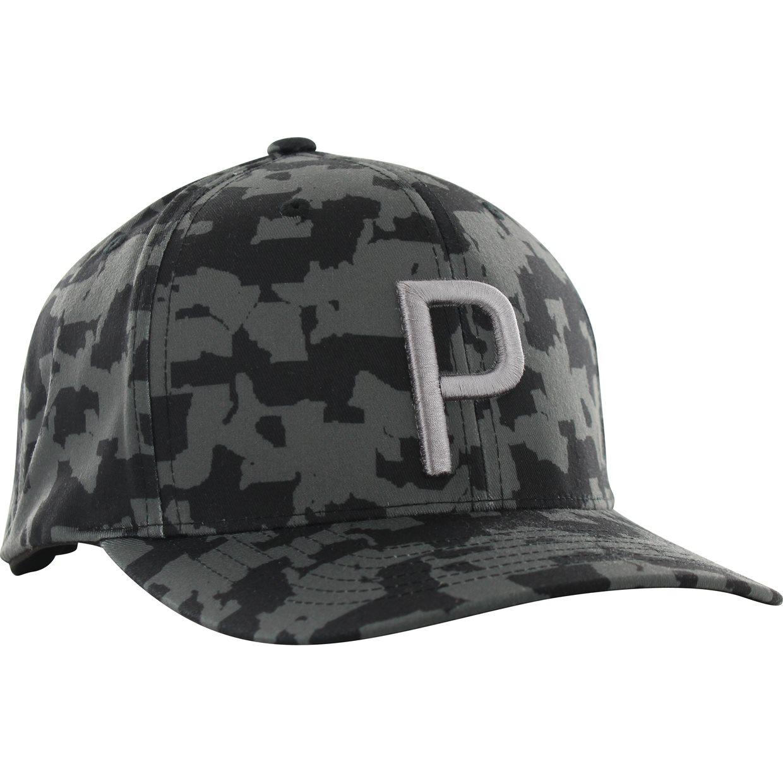 72b14966b5cfc Puma Union Camo 110 Snapback Headwear Apparel at GlobalGolf.com