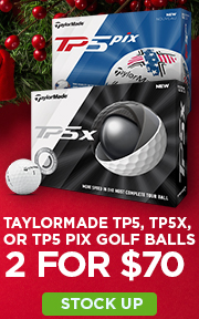 TaylorMade TP5 TP5x & TP5 Pix - 2 for $70
