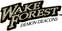 Wake Forest Demon Deacons Golf Equipment